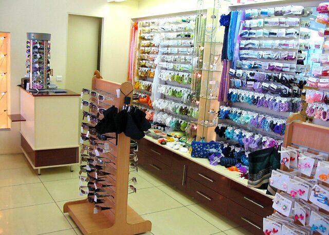 оригинальные стеллажи с эконом-панелями торговое оборудование магазинов...