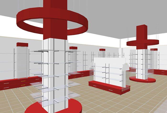 Торговое оборудование для магазина в Москве
